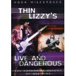THIN LIZZY - Live And Dangerous Reviev