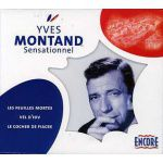 YVES MONTAND - Sensationnel